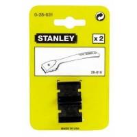 Лезвия для скребков STANLEY 0-28-631