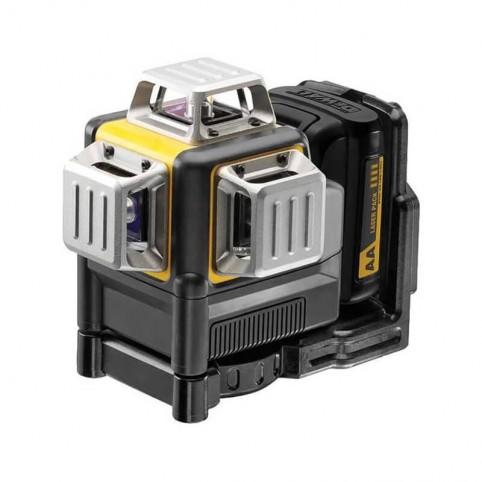 Лазерный нивелир самовыравнивающийся 3-х плоскостной DeWALT DCE089LR