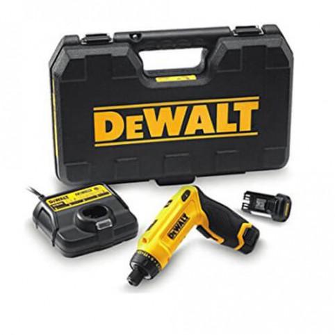 Аккумуляторная отвертка DeWALT DCF680G2