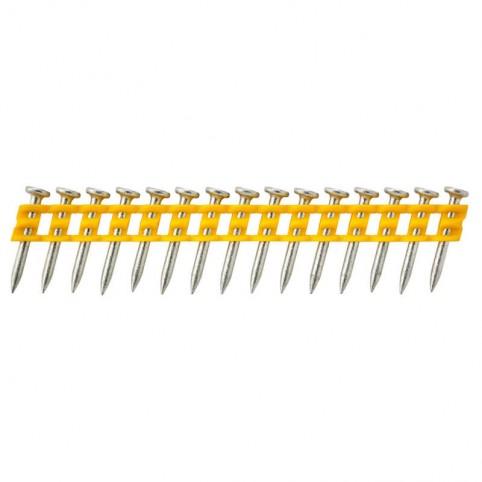 Гвозди по мягкому бетону 45 х 2.6 мм DeWALT DCN8901045