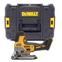 Электролобзик аккумуляторный бесщеточный DeWALT DCS335NT