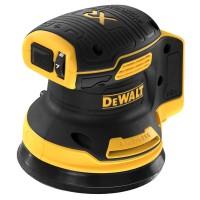Шлифмашина эксцентриковая аккумуляторная бесщёточная DeWALT DCW210N