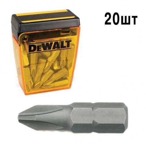 Набор бит Ph2 25мм DeWALT DP41