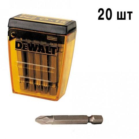 Бита Pz2 50 мм DeWALT DP73