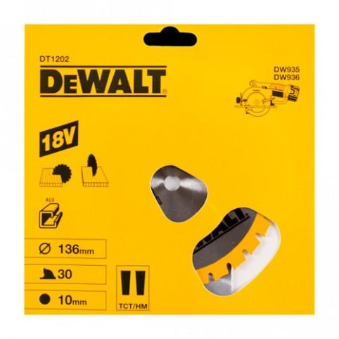 Пильный диск DeWALT DT1202