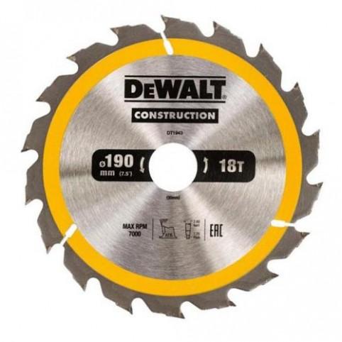 Пильный диск DeWALT DT1943