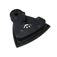 Шлифподошва треугольная сменная с липучкой для DWE315, DCS355 DeWALT DT20700