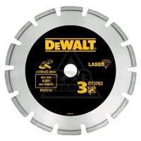 Круг алмазный сегментированный по граниту DeWALT DT3763