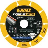 Диск алмазный диаметром 125 мм толщина 1.3 мм DeWALT DT40252