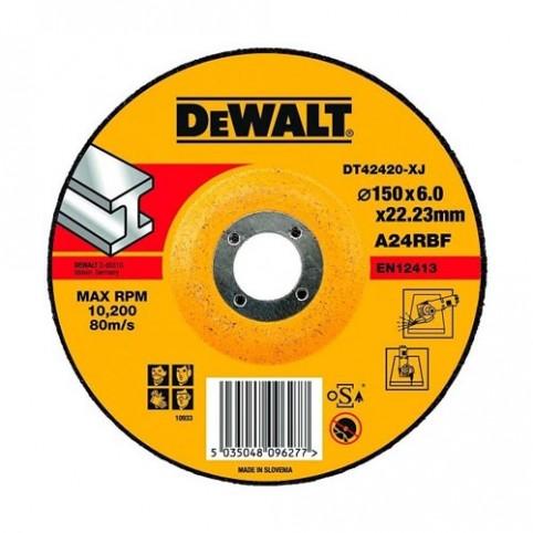 Круг отрезной DeWALT DT42420