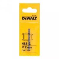Сверло по металлу DeWALT DT5201 HSS-G HIGH PERFORMANCE