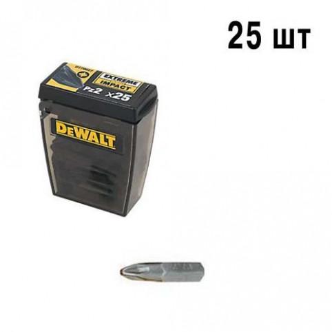 Набор бит торсионных Pz2 DeWALT DT70527