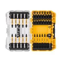 Набор бит EXTREME FlexTorq 31 шт. с магнитным держателем в кейсе TSTAK DeWALT DT70738T