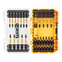 Набор бит EXTREME FlexTorq 31 шт. с магнитным держателем в кейсе TSTAK DeWALT DT70745T