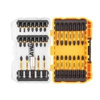 Набор бит EXTREME FlexTorq 34 шт. с магнитной втулкой в кейсе TSTAK DeWALT DT70746T