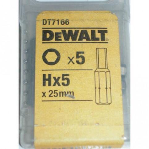 Набор бит TORSION DeWALT DT7166