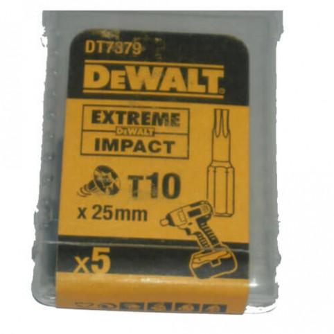Набор бит IMPACT TORSION EXTREME DeWALT DT7379T