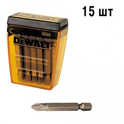 Набор бит Pz2 50 мм DeWALT DT7912