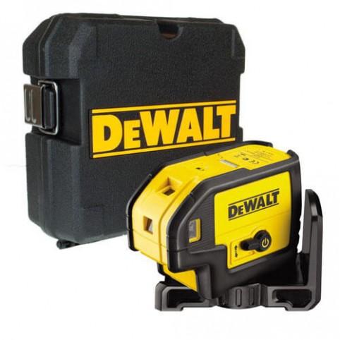 Лазерный нивелир самовыравнивающийся DeWALT DW085K