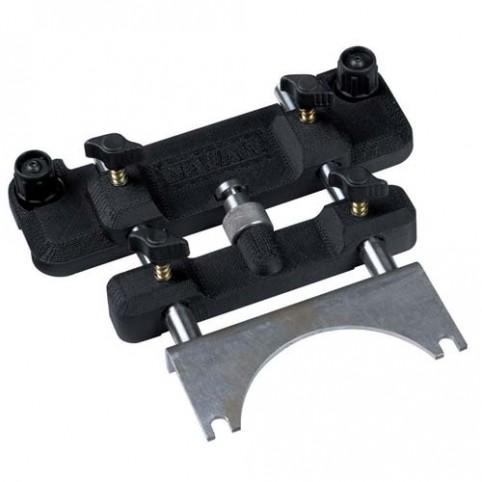 Адаптер для установки фрезера на направляющие шины DWS5021/DWS5022/DWS5023 DeWALT DWS5031